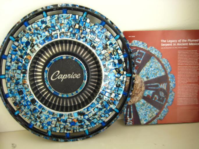 Caprice hubcap