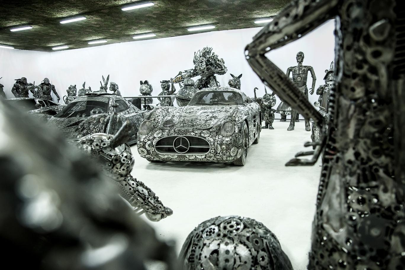 Scrap Mercedes-Benz