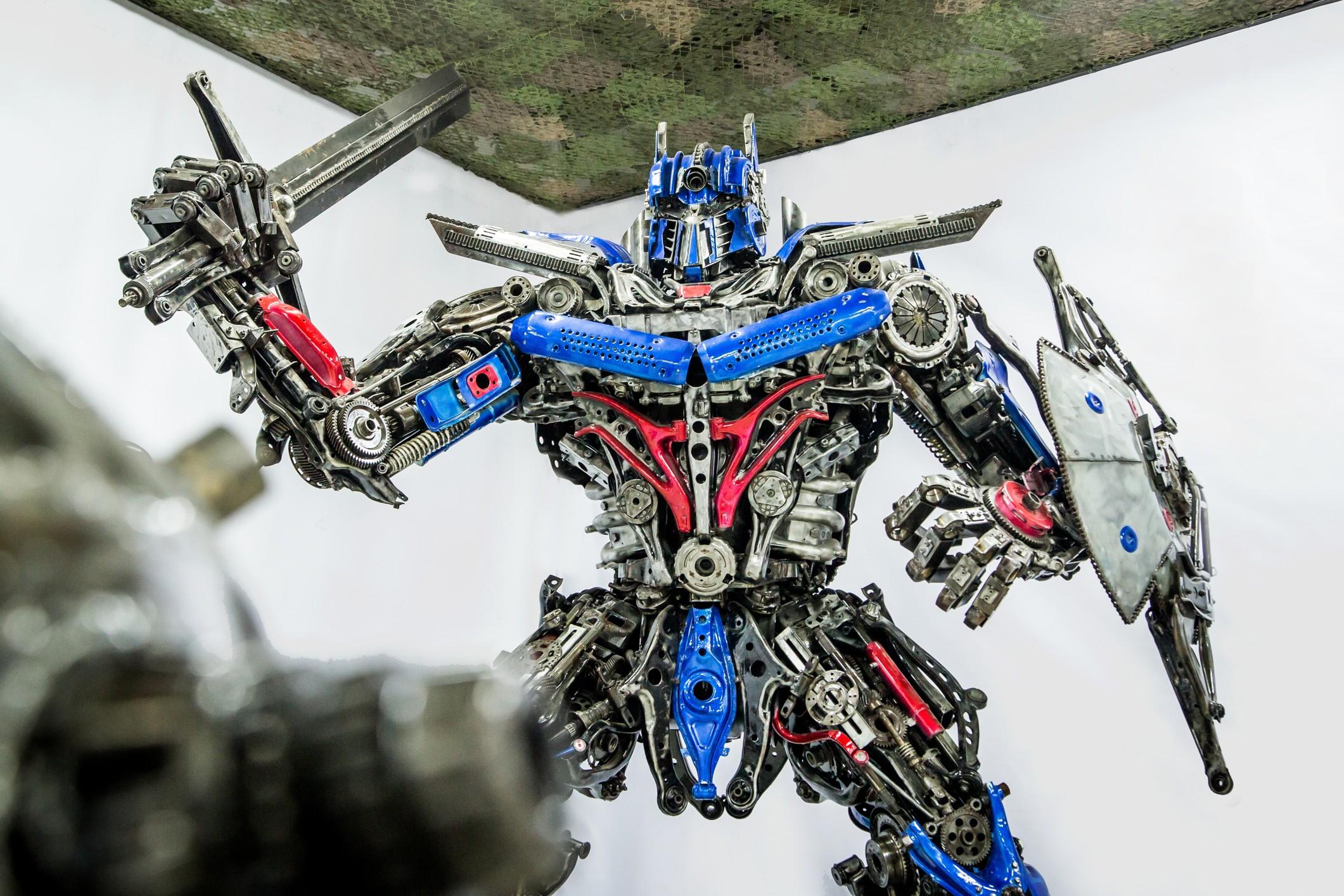 Scrap Transformer